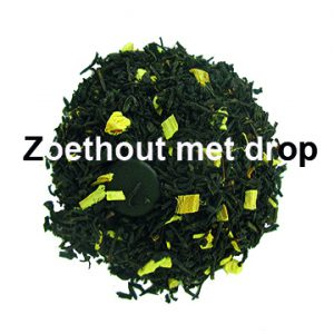 zoethout en drop